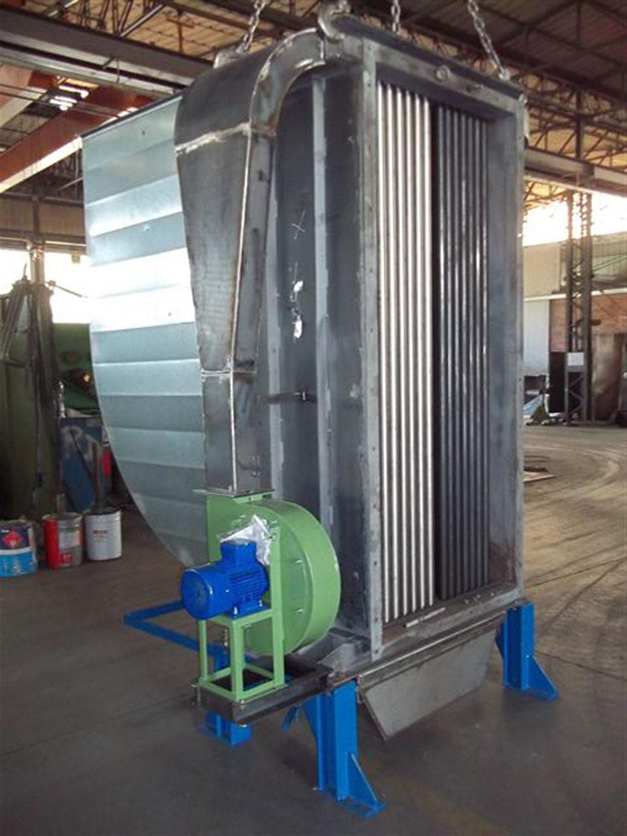 Scambiatori di calore fumi aria novamec - Scambiatori di calore aria aria casa ...